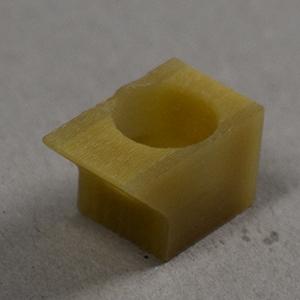 Pieza Mecanizada G10 G11 Fibra Vidrio